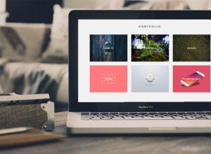True North Responsive Free WordPress Portfolio Theme