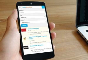 JobsDirectory WordPress Job Listing Portal Theme
