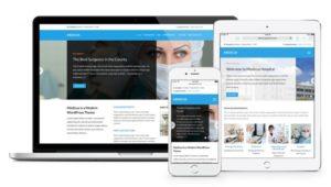 Medicus WordPress Medical & Hospitals Theme