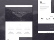 Atmosphere Pro WordPress Business Theme