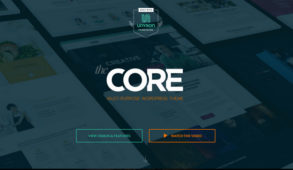 The Core Multi purpose WordPress Theme