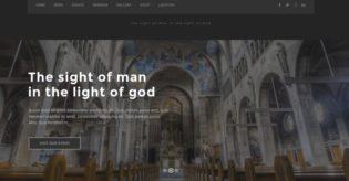 Create an Online Church Events Website