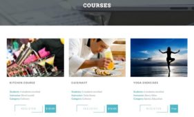 Create an Online Course Selling Website