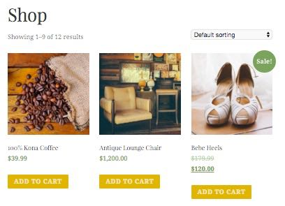 Sell Products Using Luxury Blog Theme