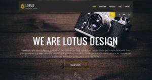 Lotus WordPress Business Theme