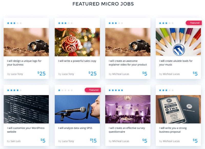 MicroJobEngine WordPress Job Marketplace Theme