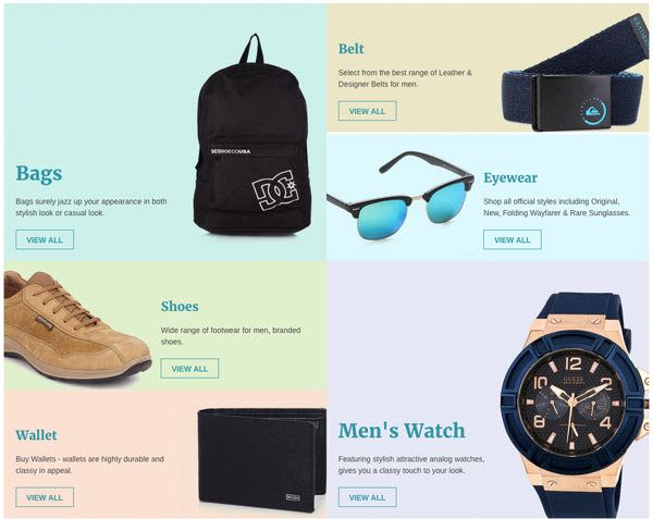 Showcase-Products-By-Categories-in-Shopoholic-Theme