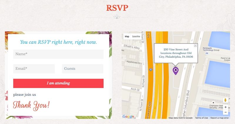 Wedding WordPress Marriage Theme