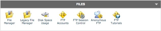 Files Manager