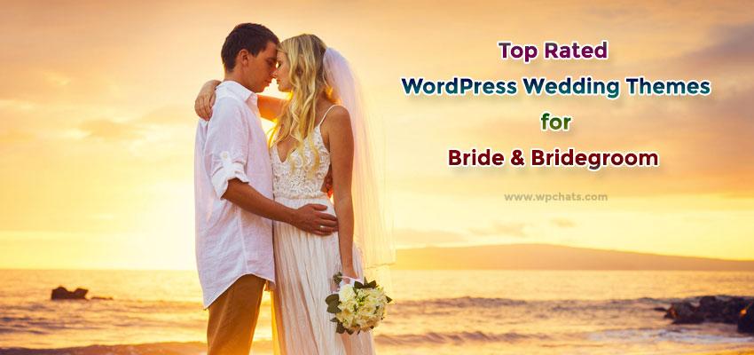 20 Best Wedding WordPress Themes for Marriage Ceremony