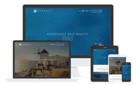 Zermatt WordPress Hotel or Resort Theme