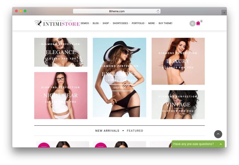 Royal Creative WordPress WooCommerce Themes