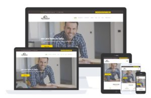 Technico WordPress Construction & Building Theme