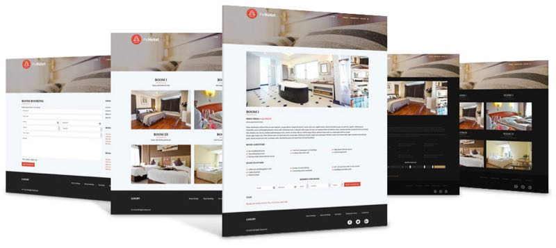 PE Hotel WordPress Motel Theme