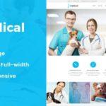 Medical Joomla Health, Clinic, Dental & Veterinary Template
