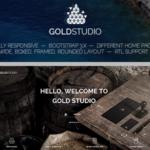 Gold Responsive Virtuemart Joomla Template