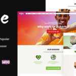 Hope WordPress Non-Profit, Charity & Donations Theme