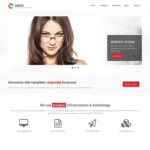 Sailor Free Bootstrap Theme by BootstrapMade