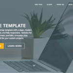 Mobirise Free Business HTML Template