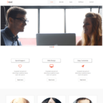 Dewi Free Multi Purpose HTML Template