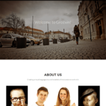 Groovin Free Freelancer, Agency Bootstrap Theme