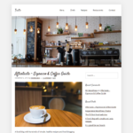 Taste WordPress Theme for Restaurant Blog, Cafe, Bakery