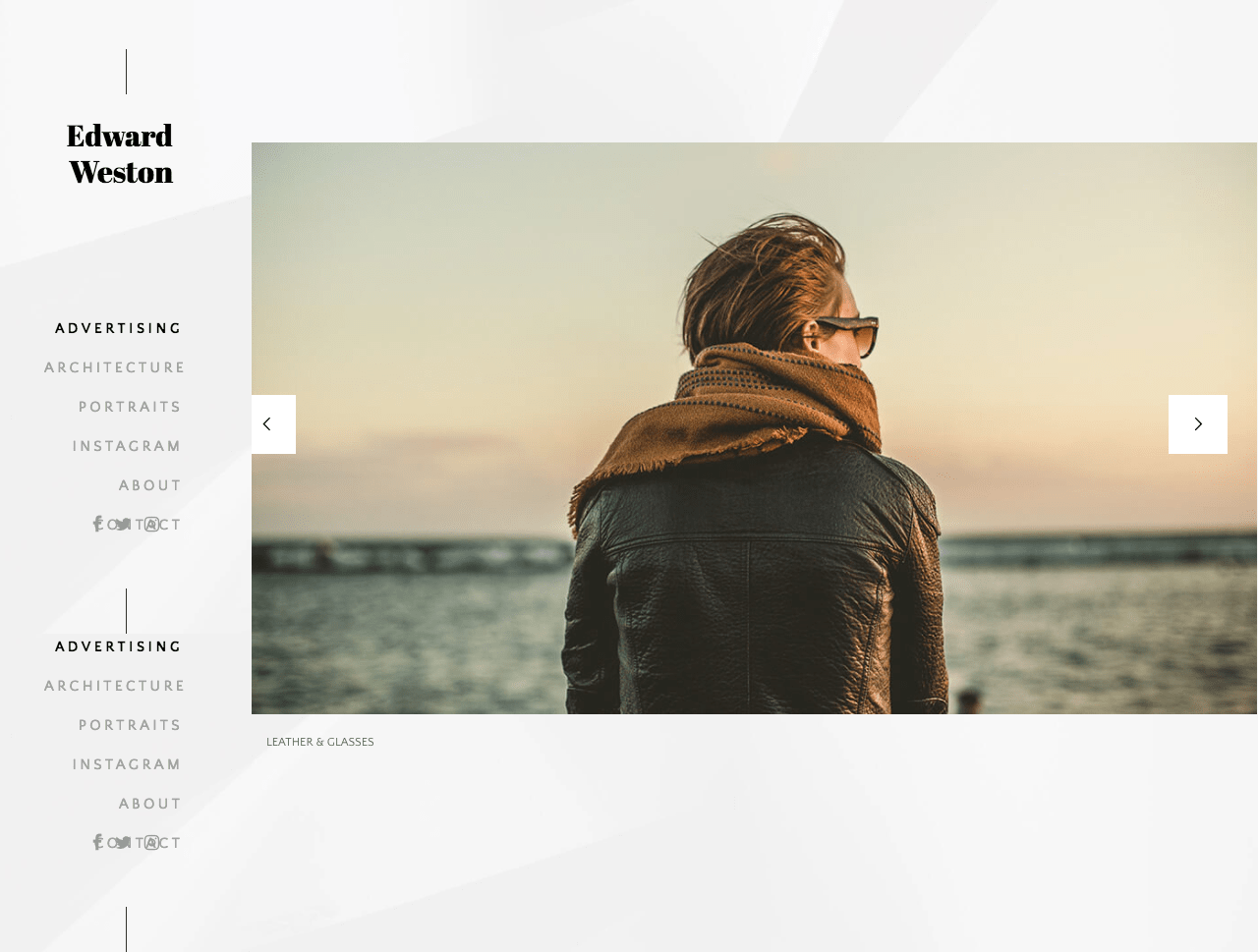 Shutter Photo WordPress Theme