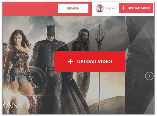 Front-end Video Submissions Video Theme