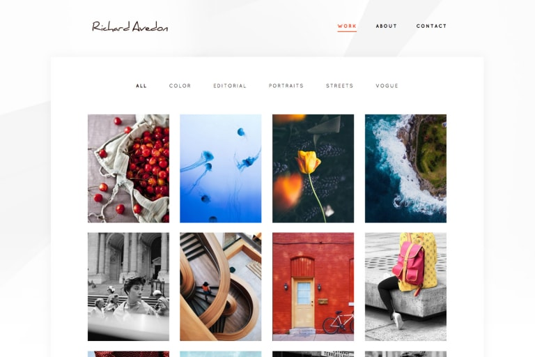 The Shutter WordPress Theme for Photography Portfolios