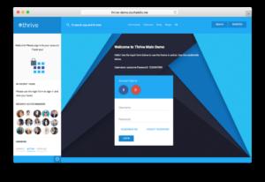 Thrive Intranet & Community WordPress theme