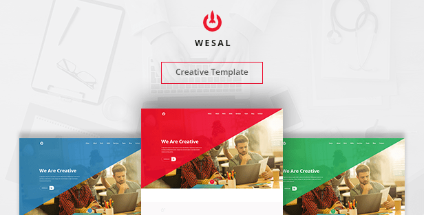 15 Best Photoshop PSD Templates for Creative Websites