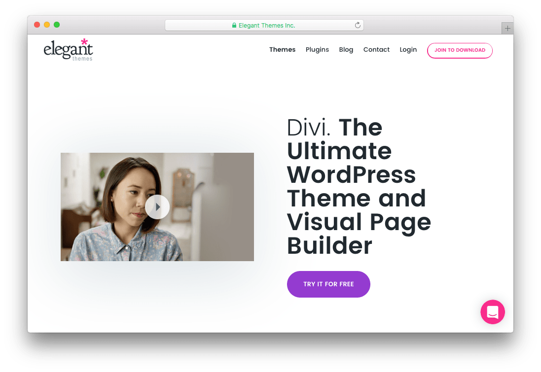 Divi Page Builder WordPress Plugin