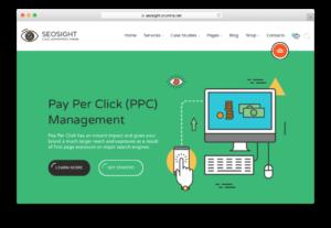 Seosight Digital Marketing Agency Theme for WordPress
