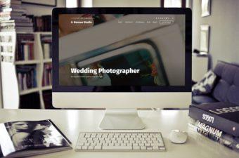 Benson WordPress Theme for Photographers