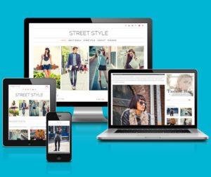 Street Style WordPress Theme-min