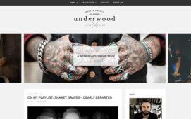 Underwood WordPress Theme