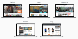 Dividend WordPress Theme