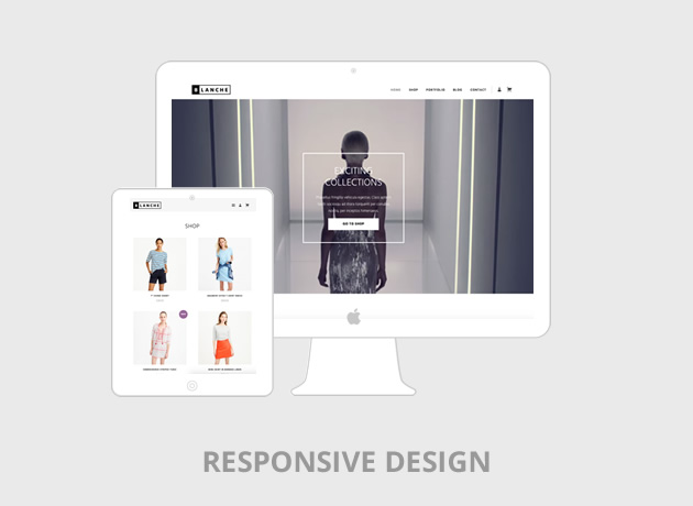 Blanche Professional WordPress Theme