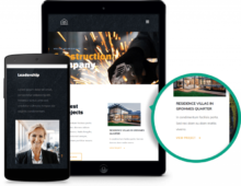 Build Out WordPress Building Contractor Theme