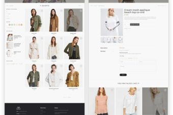 Montblanc WordPress Theme for Creative Websites