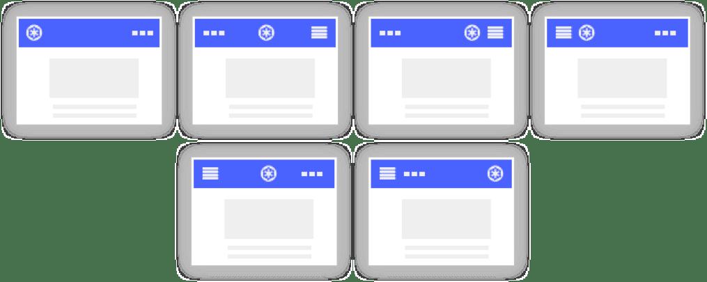 StoreBox Theme - Mobile Header Layouts