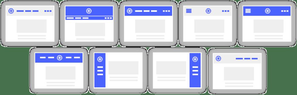 StoreBox WordPress Theme – 9 Header Designs