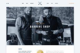 The Parlor WordPress Hair Salon Shop Theme