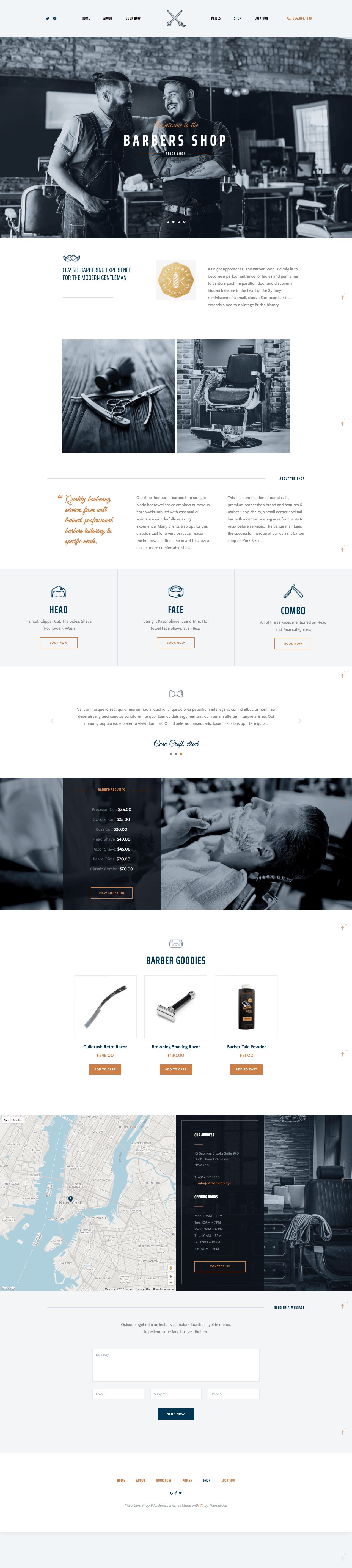 The Parlor WordPress Theme