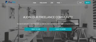 WordPress Freelancer Theme