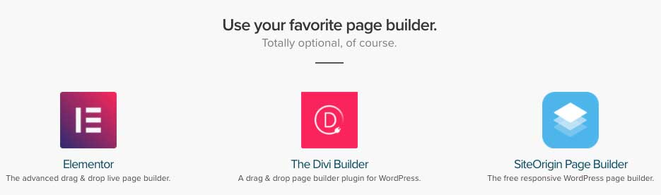 Drag Drop Page Builder Plugins