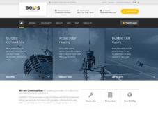 Bolts WordPress Theme for Builders