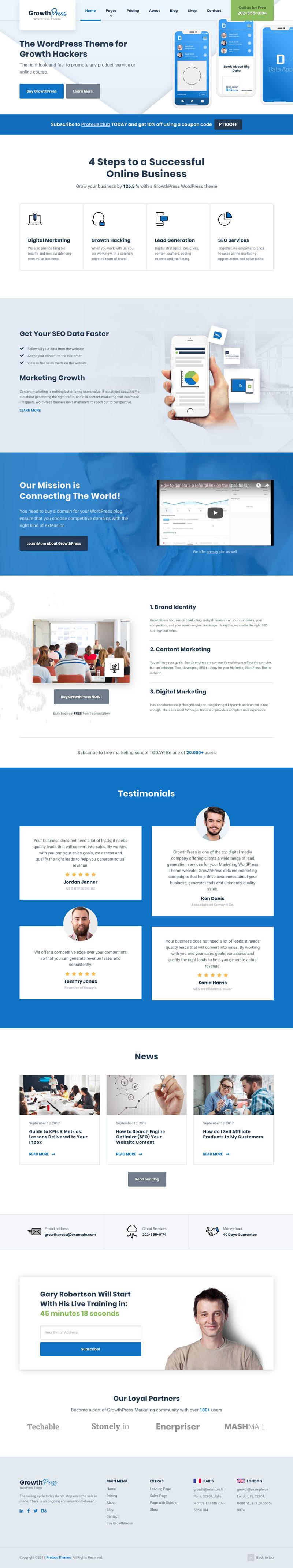GrowthPress-WordPress-Digital-Marketing-Theme