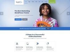 GrowthPress WordPress Theme for SEO Marketing