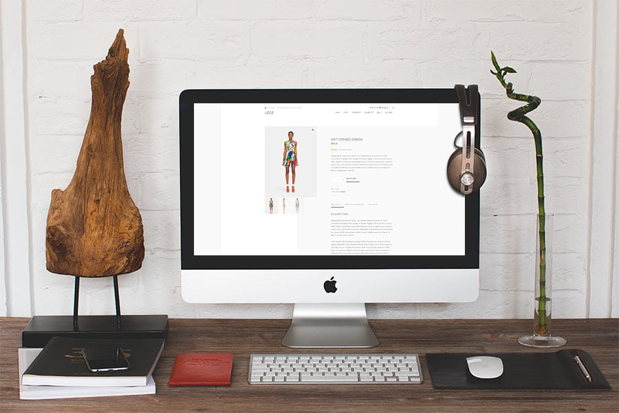 Loge WordPress Theme for Fashion, Beauty & Accessories Stores